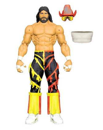 Mattel WWE SDCC reveals - Macho Man WCW