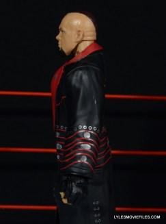 Wrestlemania 30 Undertaker Mattel -jacket detail left side