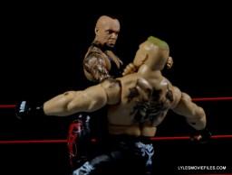 Wrestlemania 30 Undertaker Mattel -preparing for chokeslam