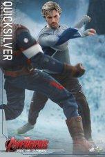 Hot Toys Quicksilver figure -punching Cap