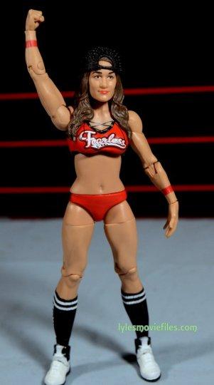 Nikki Bella Mattel WWE figure - victory pose