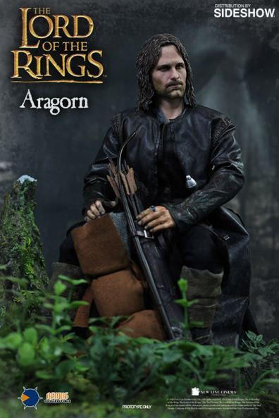Sideshow Collectibles Lord of the Ring-aragorn-05