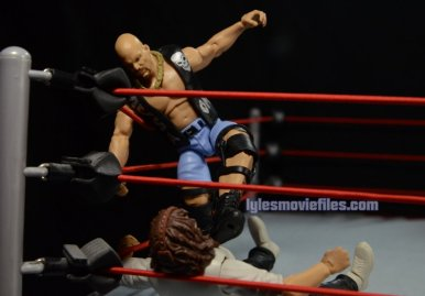 Stone Cold Steve Austin Hall of Fame -stomping mudhole on Mankind