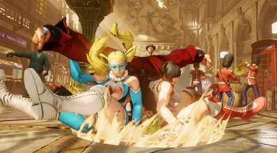 Street Fighter V - R. Mika - critical_art.png -