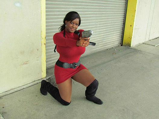Venus Noire cosplay