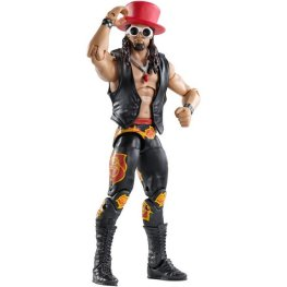 WWE Elite 38 - Adam Rose with accessories on