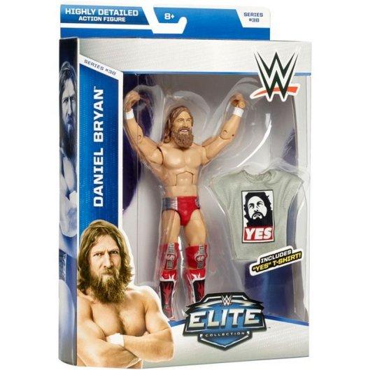 WWE Elite 38 - Daniel Bryan in package
