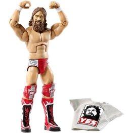 WWE Elite 38 - Daniel Bryan with shirt