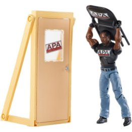 WWE Elite 38 - Farooq swinging chair
