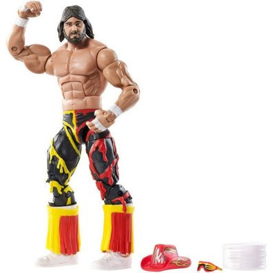 WWE Elite 38 - Macho Man Randy Savage with accessories