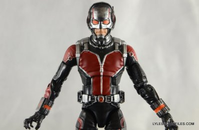Ant-Man Marvel Legends figure review - main pic
