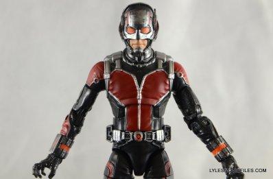 Ant-Man Marvel Legends figure review - main pic