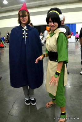 Baltimore Comic Con 2015 cosplay - anime pair