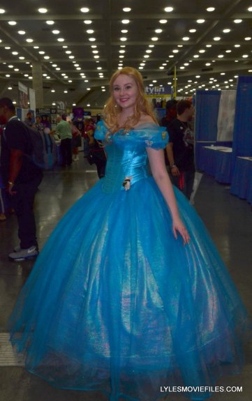 Baltimore Comic Con 2015 cosplay -Cinderella
