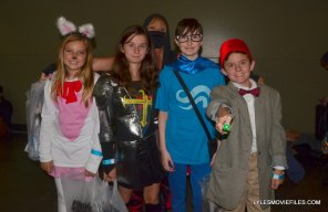 Baltimore Comic Con 2015 cosplay - cosplay family