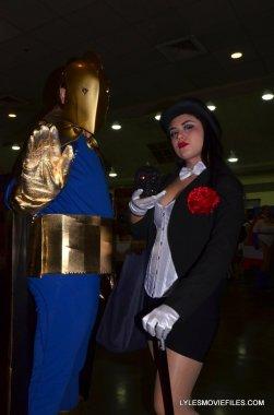 Baltimore Comic Con 2015 cosplay - Dr. Fate and Zatanna