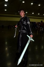 Baltimore Comic Con 2015 cosplay - duel blades