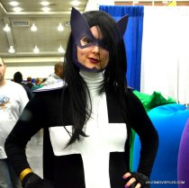 Baltimore Comic Con 2015 cosplay -Huntress
