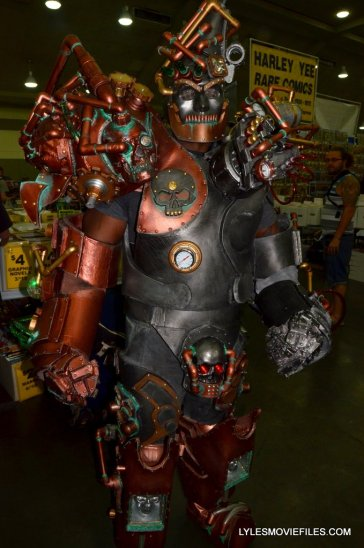 Baltimore Comic Con 2015 cosplay - intricate cosplay