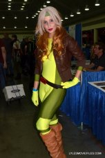 Baltimore Comic Con 2015 cosplay -Rogue of X-Men