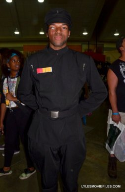 Baltimore Comic Con 2015 cosplay -Star Wars Imperial Officer