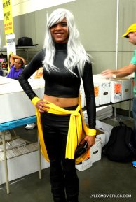 Baltimore Comic Con 2015 cosplay -Storm