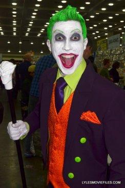 Baltimore Comic Con 2015 cosplay -The Joker