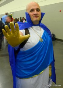 Baltimore Comic Con 2015 cosplay -The Watcher