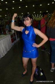 Baltimore Comic Con 2015 cosplay -Tifa