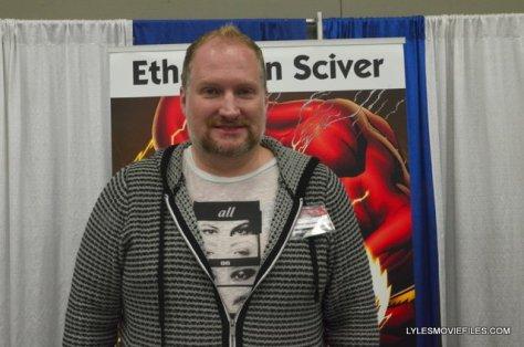 Baltimore Comic Con 2015 -Ethan Van Sciver