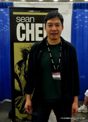 Baltimore Comic Con 2015 -Sean Chen