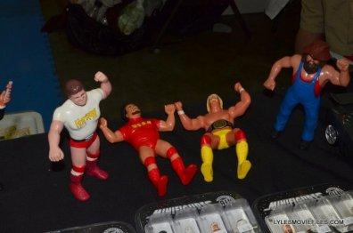 Baltimore Comic Con 2015 -WWF LJN figures