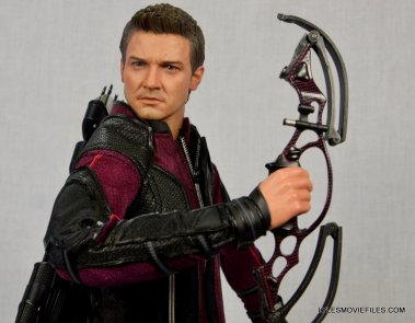 Hawkeye Hot Toys Avengers Age of Ultron - extending bow