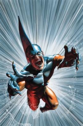 Marvel Comics Tiger Shark comic
