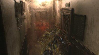 Resident Evil 0 - Albert Wesker power attack