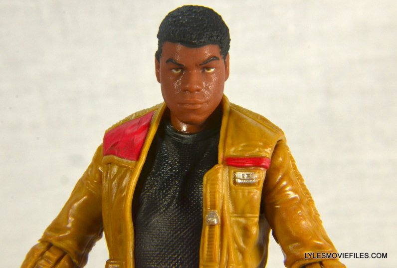 Star Wars Black Series - Finn review -front shot