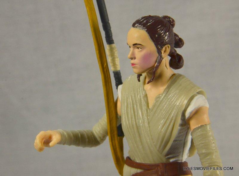 Star Wars Black Series Force Awakens Rey and BB-8 -left detail