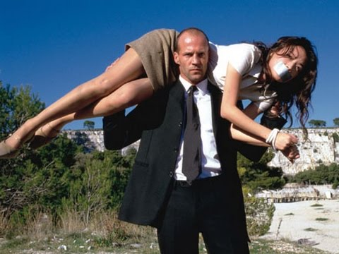 The Transporter - Jason Statham and Qi Shu