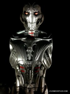 Wasp Marvel Legends figure review -Ultron Build a Figure torso with head