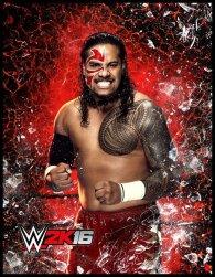 WWE 2K16 -Jimmy Uso