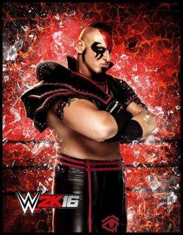 WWE 2K16 -Konnor
