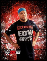 WWE 2K16 -Mikey Whipwreck
