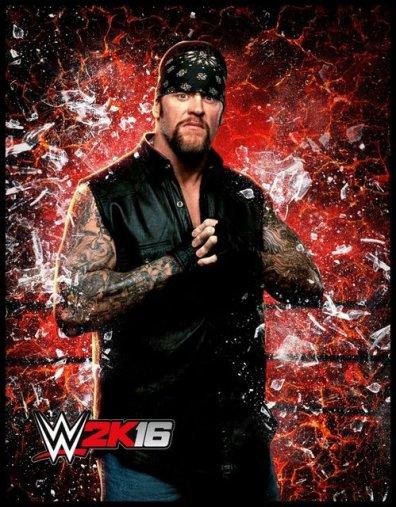 WWE 2K16 -The Undertaker American Badass