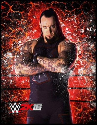 WWE 2K16 -The Undertaker Ministry