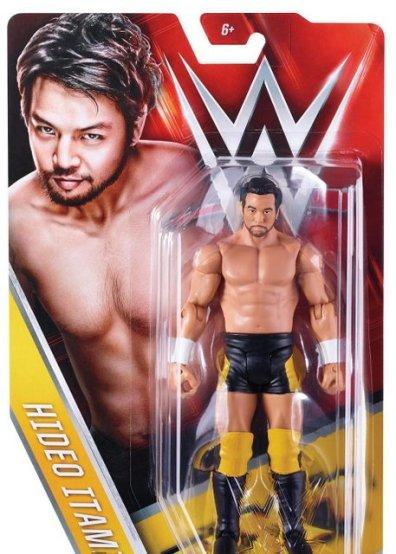 WWE Hideo Itami