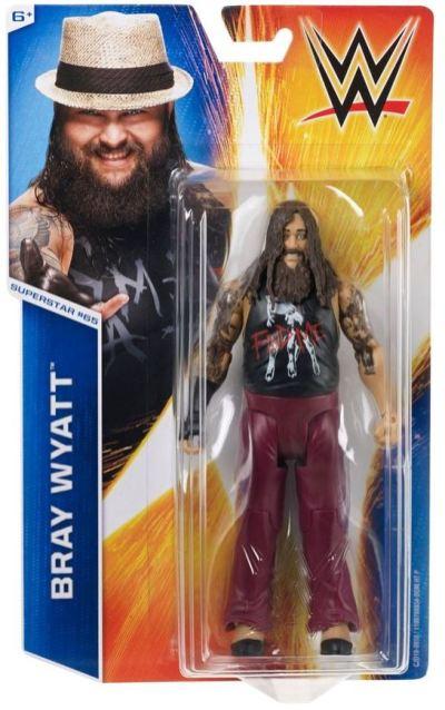 WWE Mattel Basic 55 - Bray Wyatt