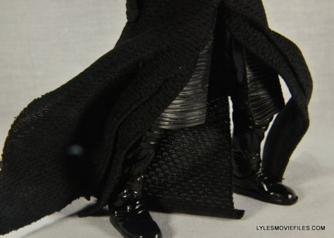 Kylo Ren Force Awakens Star Wars Black Series - skirt and boots