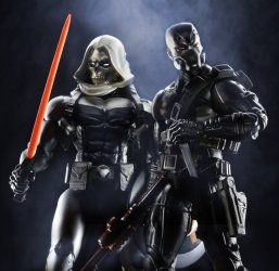 Marvel Legends Civil War wave - Scourge and Taskmaster