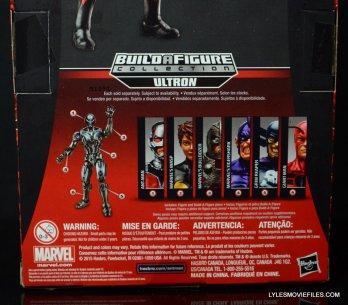 Marvel Legends Giant Man figure review - Ultron BAF breakdown