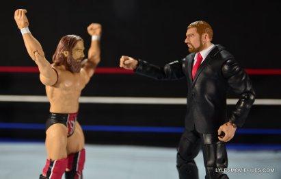 Mattel WWE Battle Pack - Triple H vs Daniel Bryan -Daniel Bryan Yes to Triple H